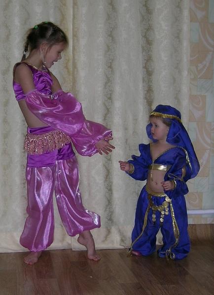 Как сшить костюм принцесса джунглей