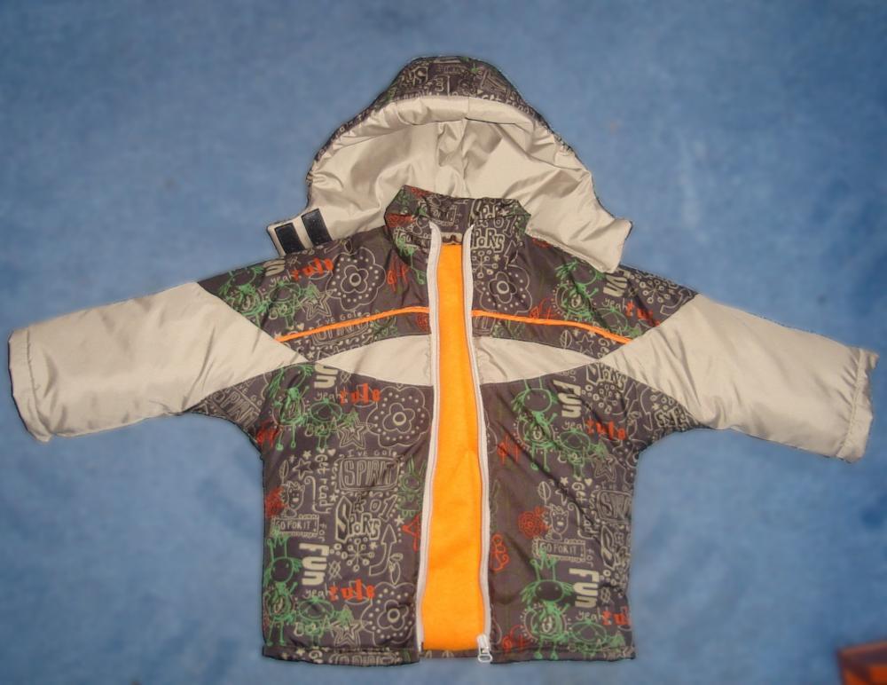 Шьем куртку на синтепоне своими руками