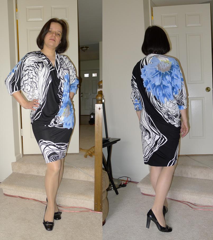 24. платье из Drape Drape 2