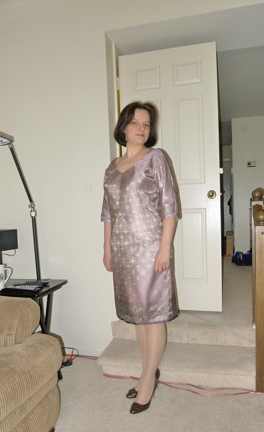 23. Патронесовское платье