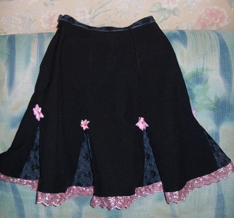 юбка в подарок