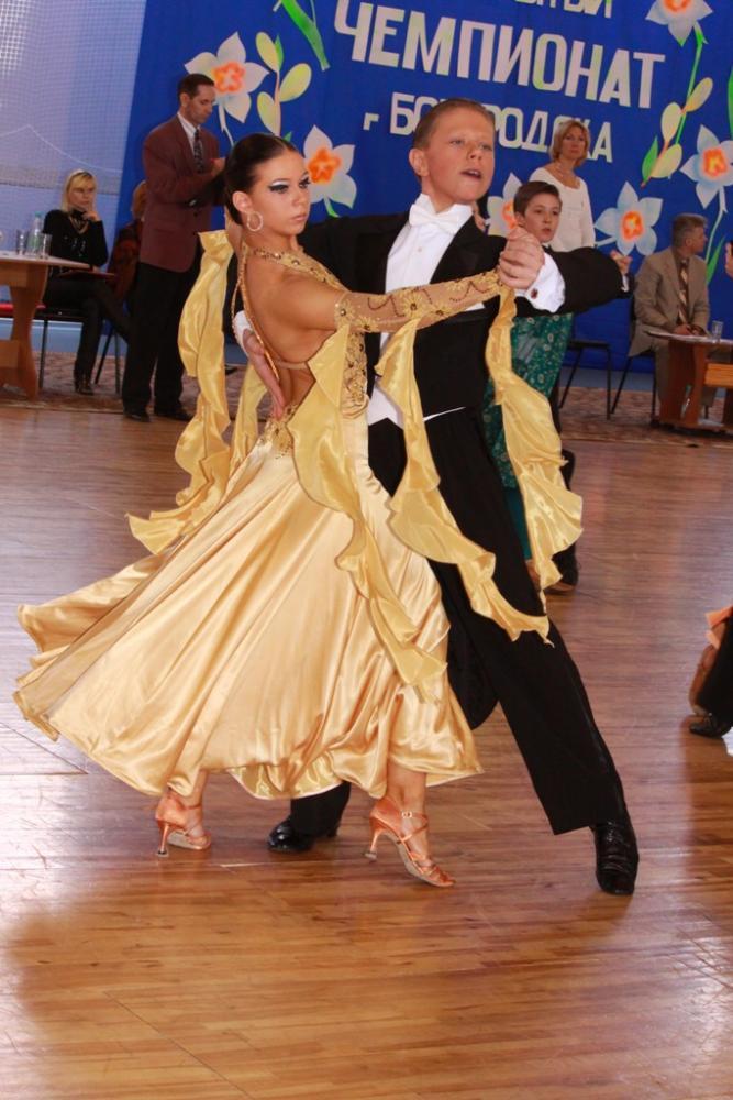 Танцы латинок
