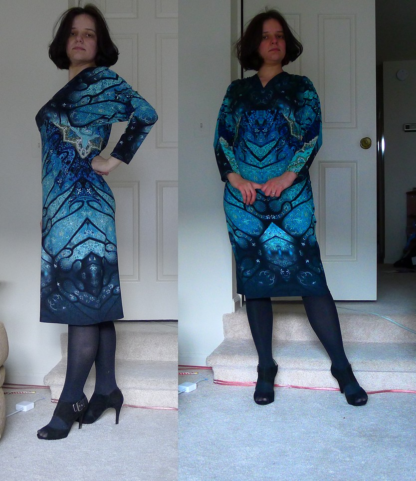 25. Платье-Аватар