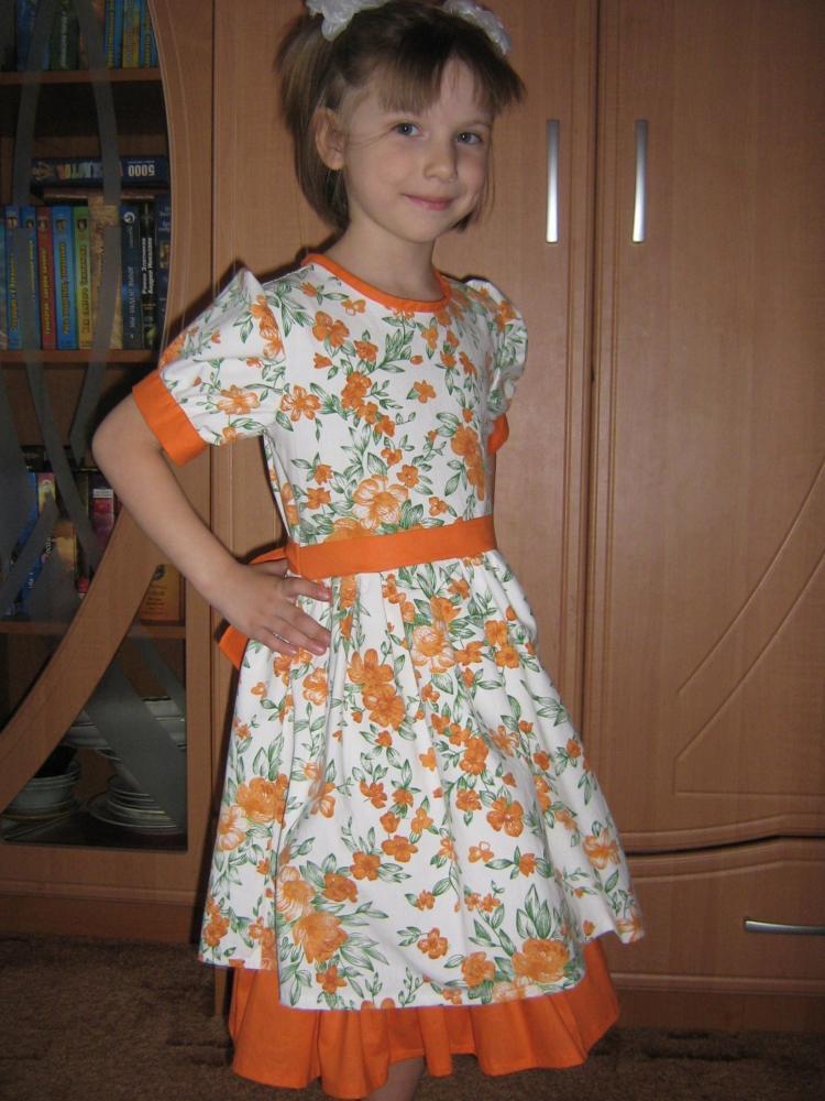 Бязевые платья