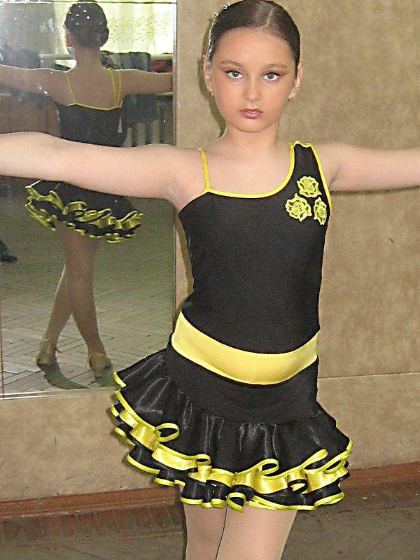 Шьем платье своими руками для танцев 18