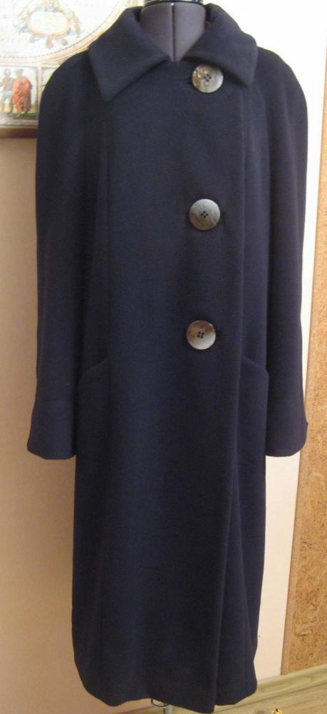 одежда. переделки старого пальто.