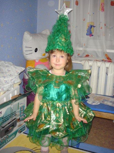 Как сделать новогодний костюм елочки фото 355