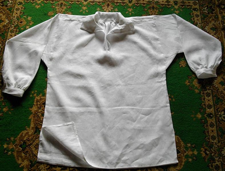 Нательная рубаха на 1800 год