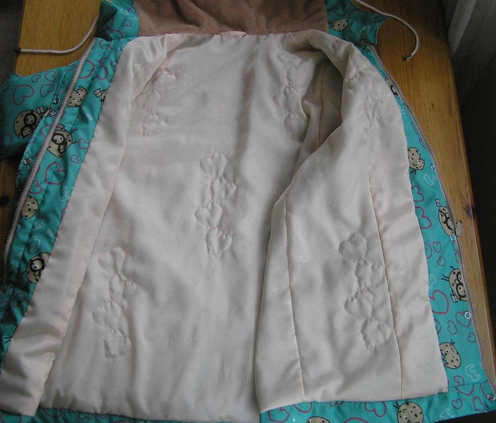 Как сшить куртку с подкладкой 60