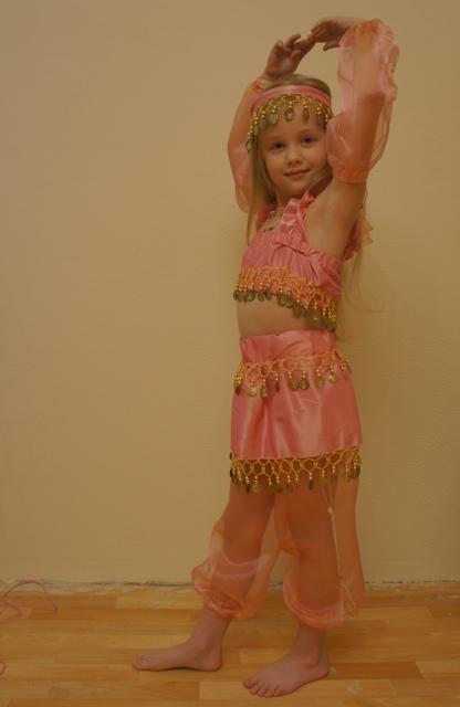 Восточная красавица костюм для девочки своими руками фото