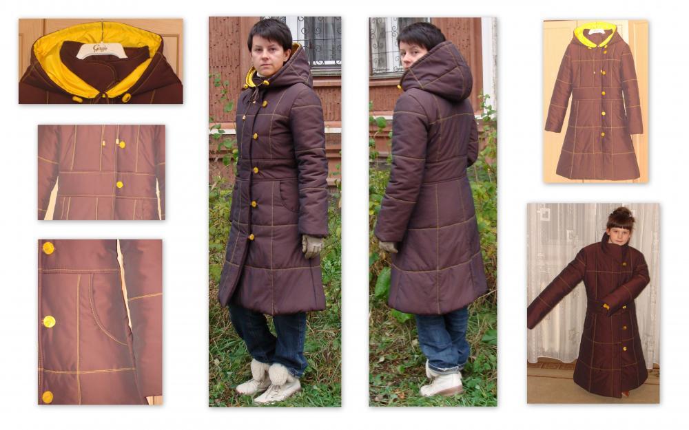 Как утеплить пальто на зиму
