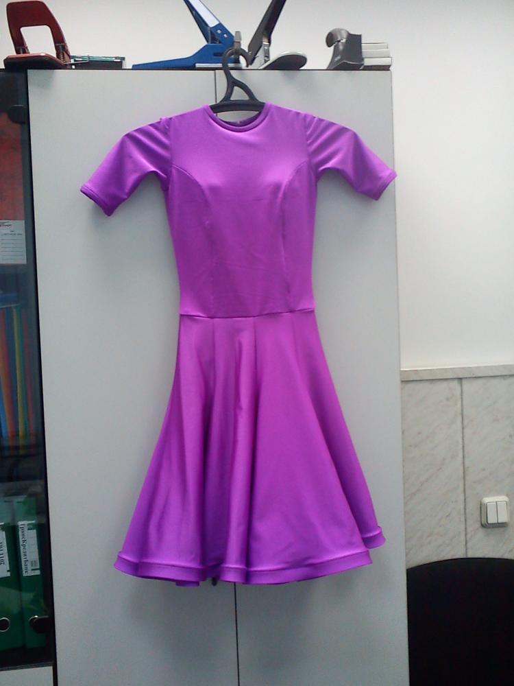 Сшить платье с бифлекса 98