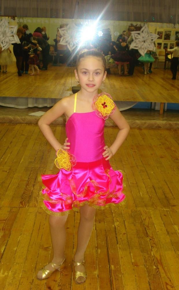 Танцевальные платья фото 4