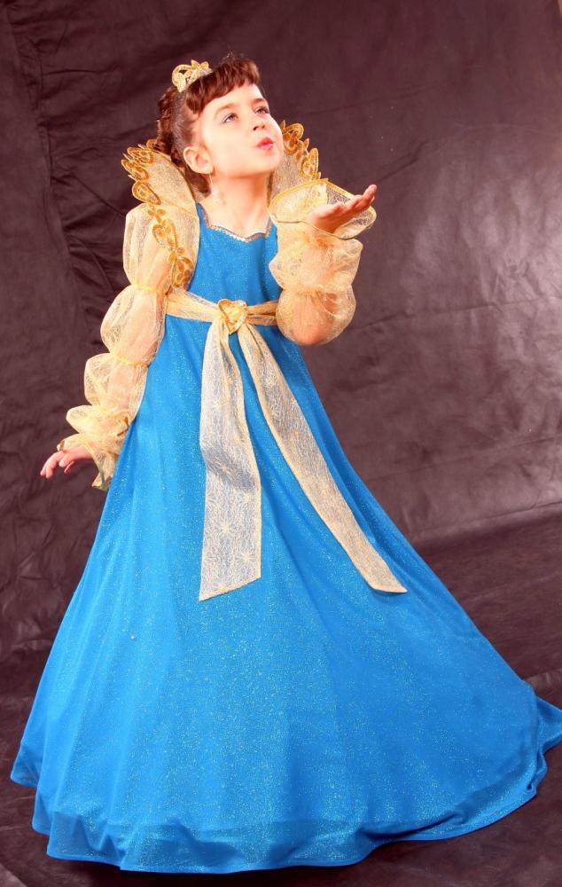 Платье для маленькой принцессы своими руками фото