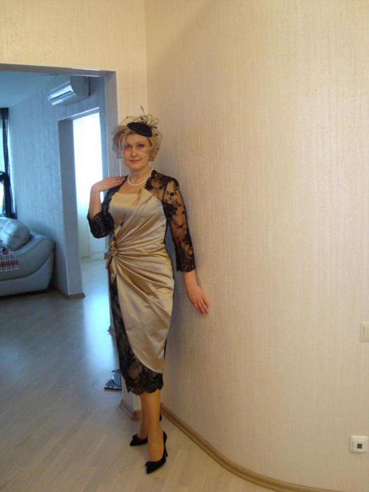 Платье из льна сшить своими руками фото 657