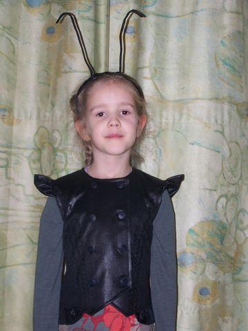 костюм муравья