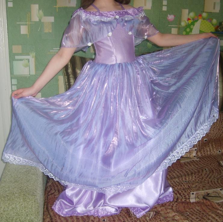Бархатное платье сшить своими руками