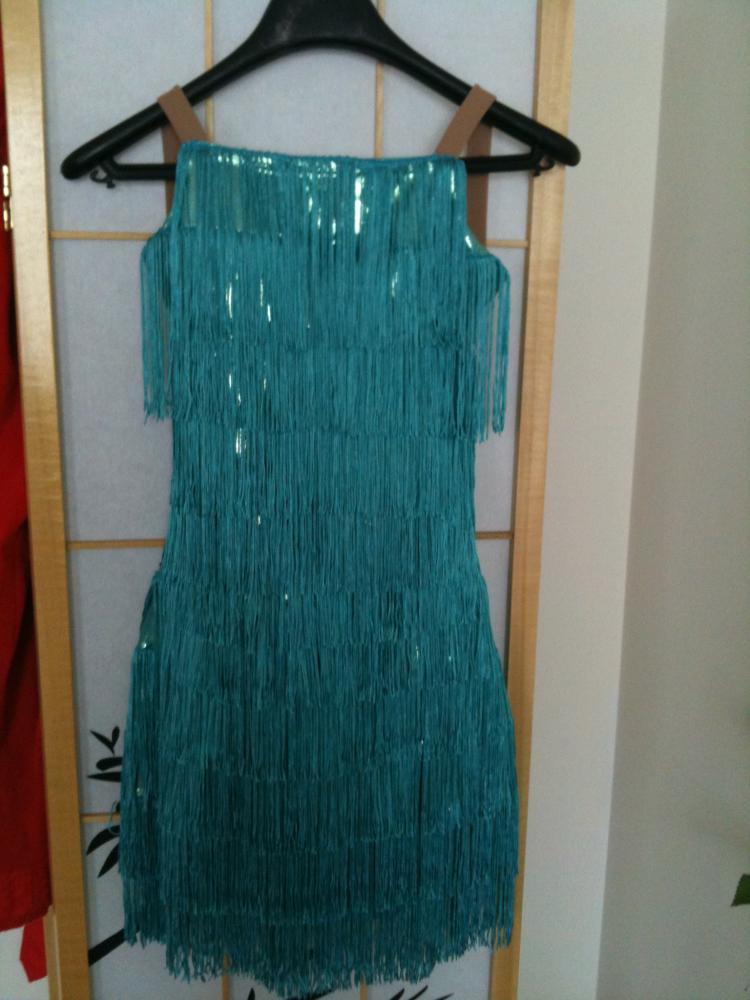 Как сшить бахрому для платья