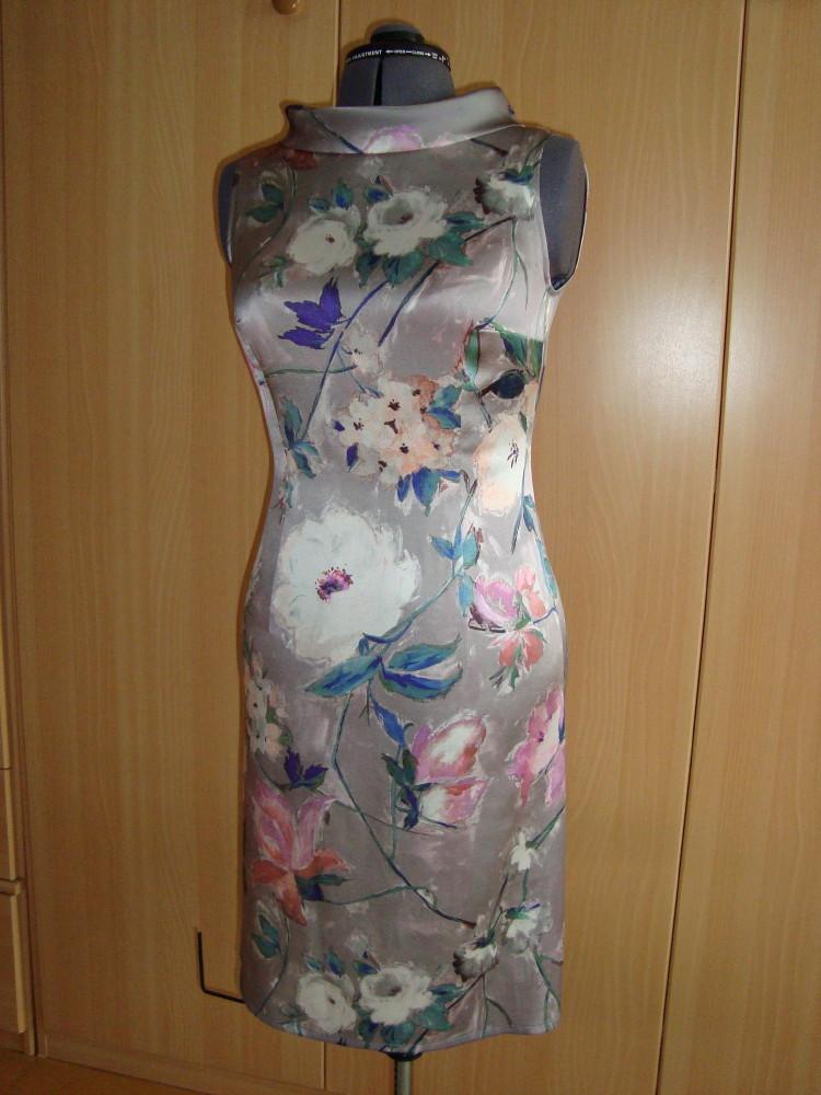 Сшить платье шёлковое 32