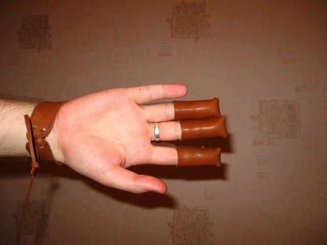 лучная перчатка