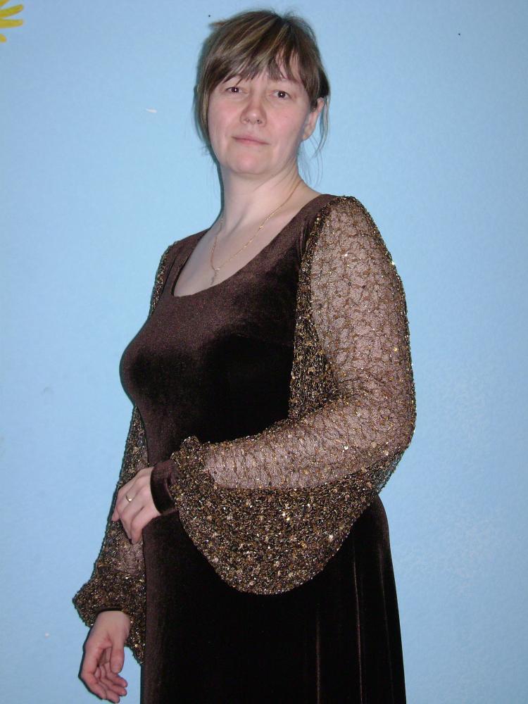 Платье для мамочки