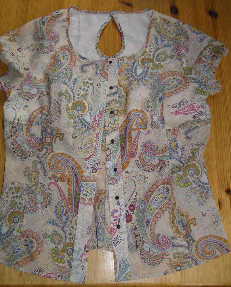 Открытая блузка в Красноярске