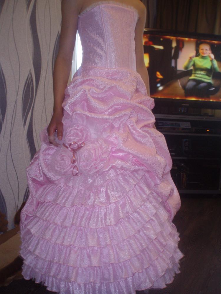Платье для выпускного..