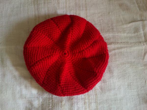 шапочка для Красной шапочки:)