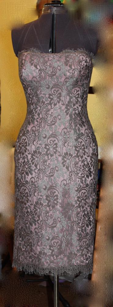 Свадебное платье футляр трансформер