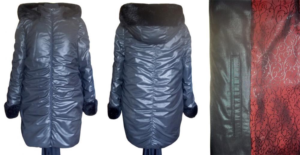 Любимая зимняя куртка