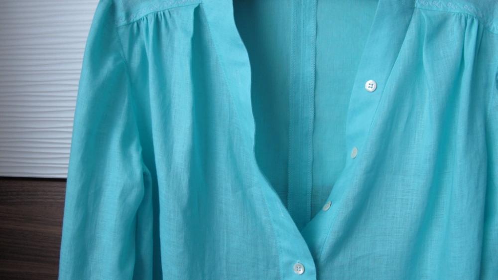 Льняная рубашка Юле