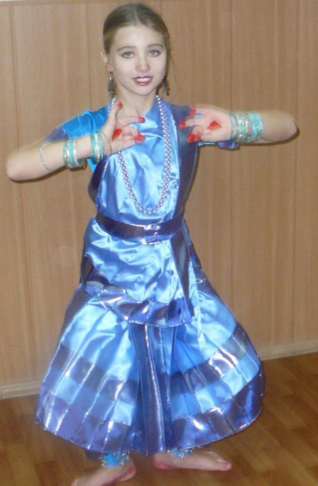 Индийский костюм, костюм-пижама, бхаратанатьям, кучипуди