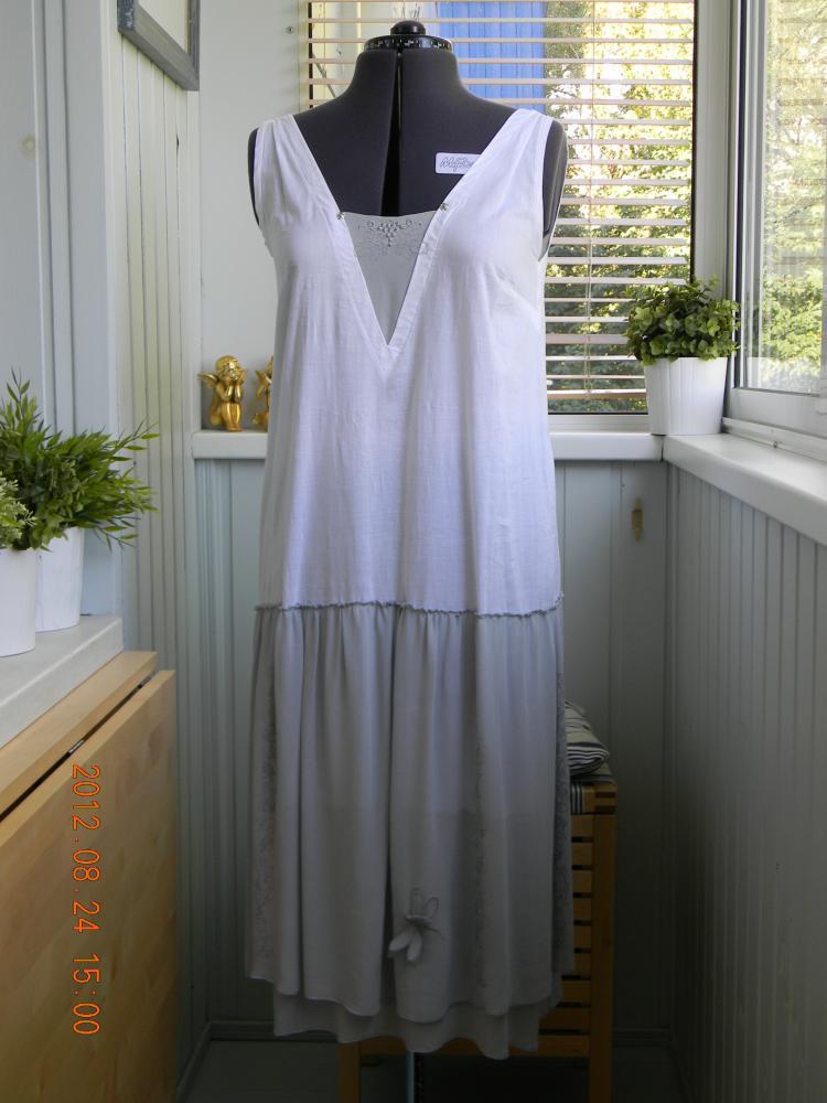 летние платья в мелкий цветок