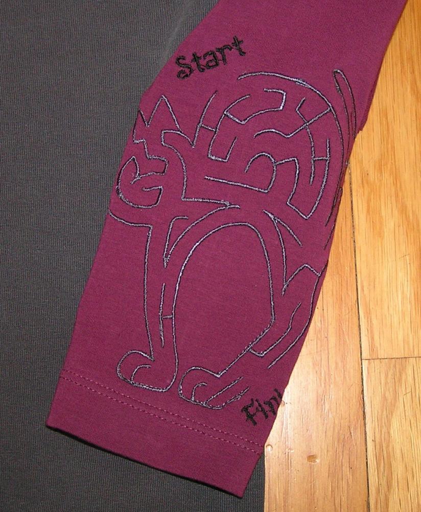 Кеша - футболка мод.24 Ottobre 1/2008