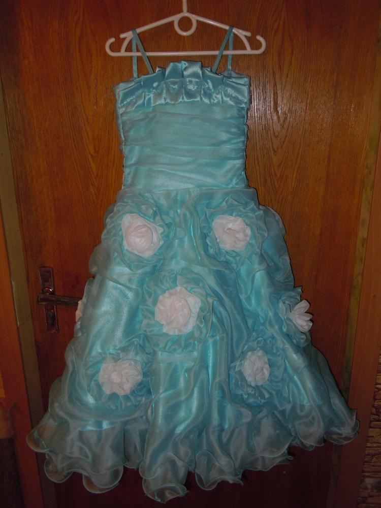 платье для старшей дочки на 6 лет