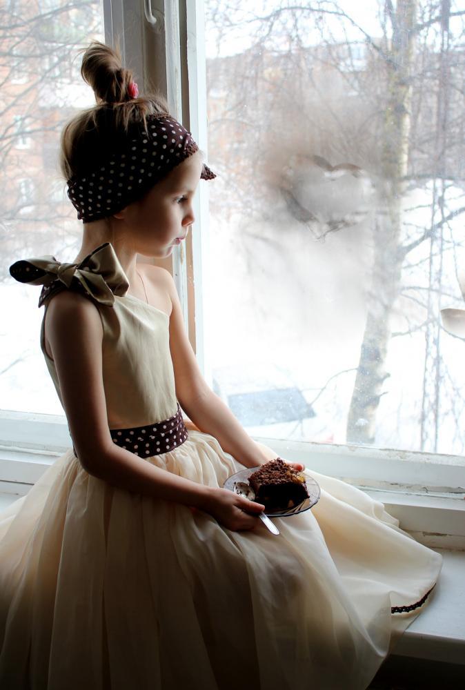 Платье для девочки)))