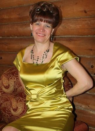 Платье к юбилею( итальянский атлас-стрейч)