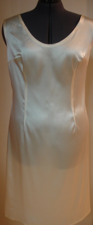 Платье телесного цвета