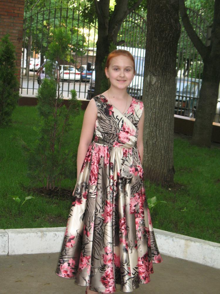 Крестьянская юбка в пол романтичные и