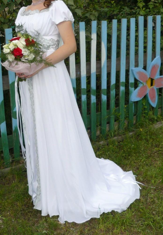 Свадебное для снохи