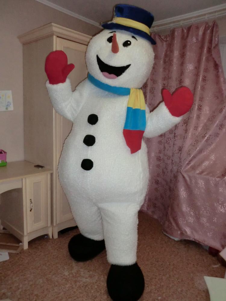 Снеговик для г.Луганск