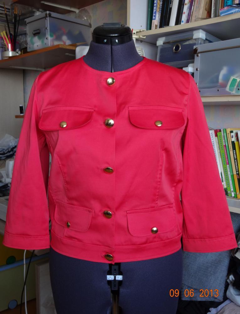 Курточка для дочки.JPG