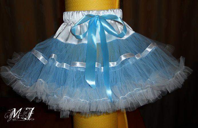 Сшить платье из капрона для девочки 7