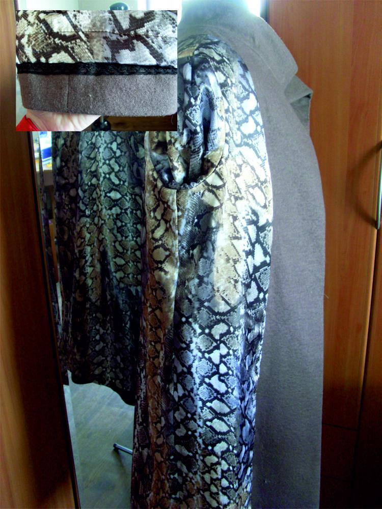 пальто мое