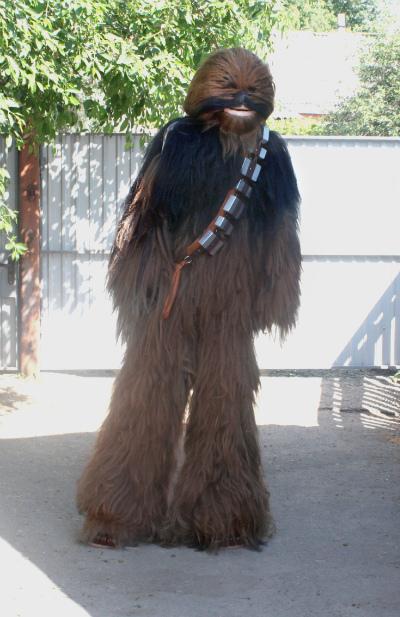 Chewbacca, Chewey, Shewshaka