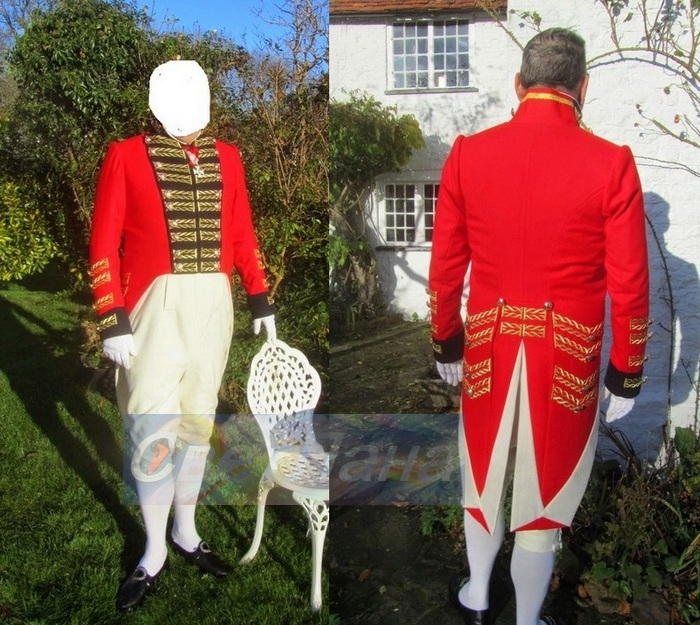 Реконструкция исторического костюма