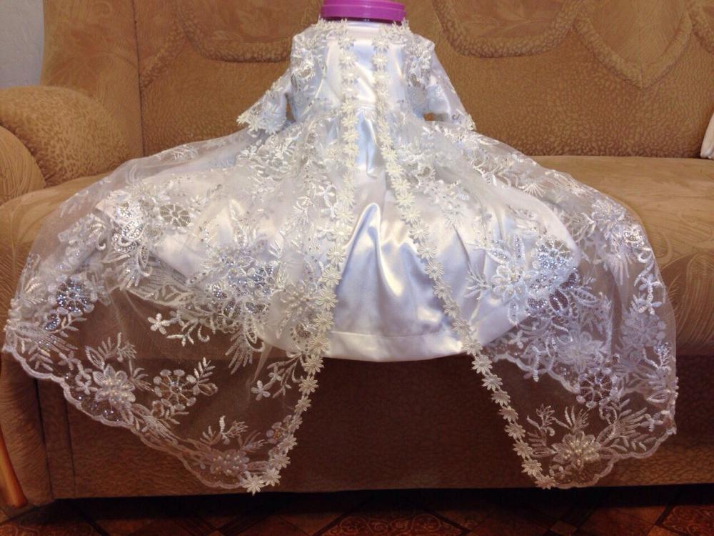 МК крестильного платья