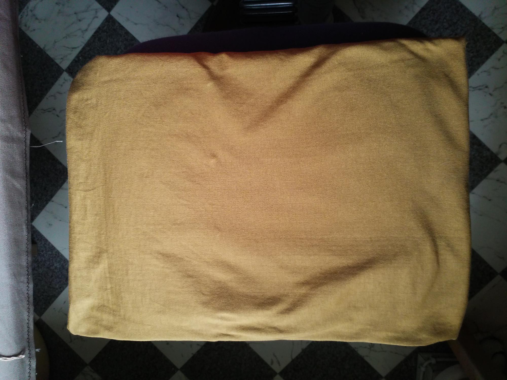 первоначальный цвет ткани