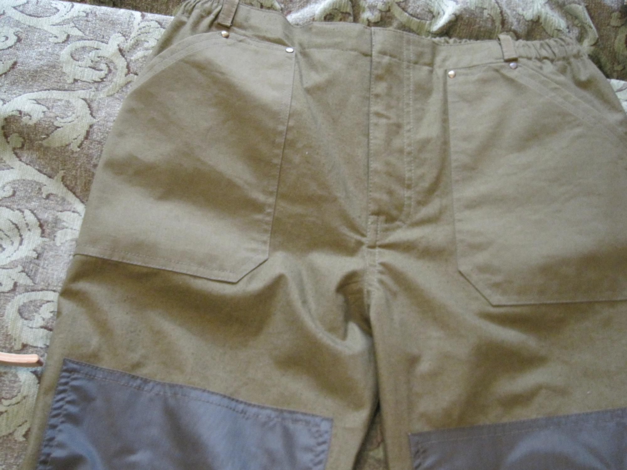 """брюки от костюма для рыбалки """"лето"""""""