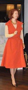 платье-тренч на фигуре
